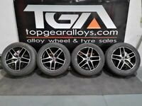 "19"" Original Genuine Mercedes GLC Alloy Wheels & Tyres"