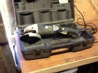 Pro 1000w 125mm angle grinder