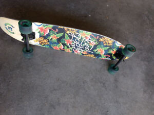 Land yachty long board barely used
