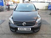 2005 VOLKSWAGEN GOLF PLUS 1.9 S TDI PD 90 5dr