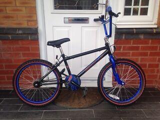 BMX BIKE. IN GOOD CONDITION £45