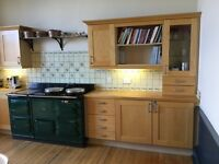 Kitchen Units - Complete kitchen all units & worktops