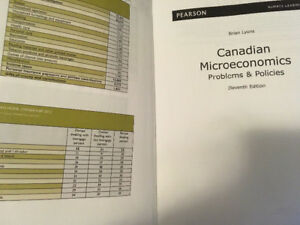 Canadian macro-economics problems and policies (11th edition)