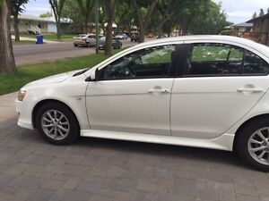 Mitsubishi Lancer 2014 LOW Kilometers!