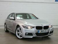 2013 BMW 3 SERIES 318d M Sport Leather Bluetooth GBP30 Tax 1 Owner