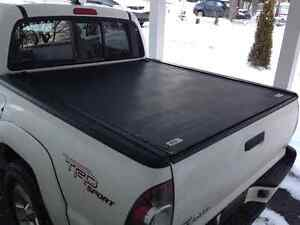 Tonneau Cover - Fits Toyota Tacoma 2005-2015 Short Box 5""