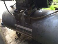 Air Compressor atlas copco