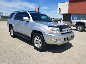2005 Toyota 4runner - Sport - safetied - 4x4 v6 - clean