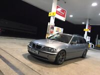 SWAPS BMW 320d ES Touring 6spd Manual