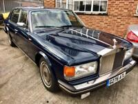 1990 Rolls-Royce Silver Spur II WARRANTED 6000 MILES STUNNING LHD