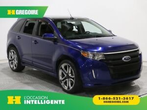 2013 Ford EDGE Sport MAGS CUIR A/C GR ELECT BLUETOOTH TOIT OUVRA