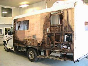 Réparation et entretien de véhicule récréatifs