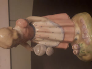 """Mary Mary"" Royal Doulton Doll."