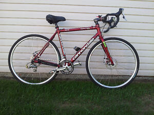 Cyclocross bike for sale.