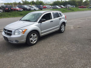 2007 dodge caliber certified
