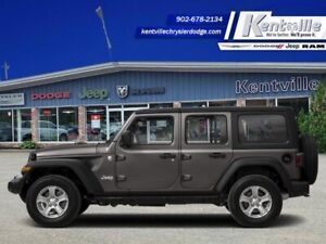 2019 Jeep Wrangler Unlimited Sport  - Off Road Ready