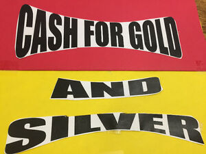 GREAT PAYOUTS FOR GOLD & SILVER JEWELLERY* COINS