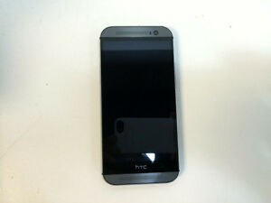 HTC ONE M8 32GB UNLOCKED GOOD CONDITION WITH CHARGER