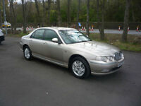 52 REG Rover 75 1.8 Club SE