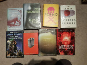 Used fictions Hard Covers!!! only 2 for a $1