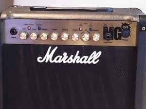 Complete Guitar set up: Marshall, Epiphone and Zoom Pedal Regina Regina Area image 4