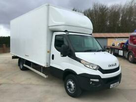 2014 64 IVECO DAILY 70-170 19 ft LUTON BOX MANUAL GEARBOX