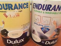 Paint natural hessian endurance dulux 7.5 litres silk