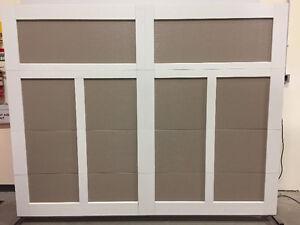 9' x 7' Custom Garage Door