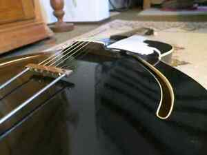 1950s Archtop Guitar (with video) Kitchener / Waterloo Kitchener Area image 4