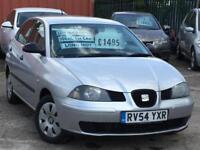 2004 SEAT IBIZA 12v 1.2