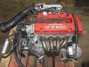 1997-2001 HONDA PRELUDE H22A TYPE S ENGINE (220HP) + T2W4 LSD TR