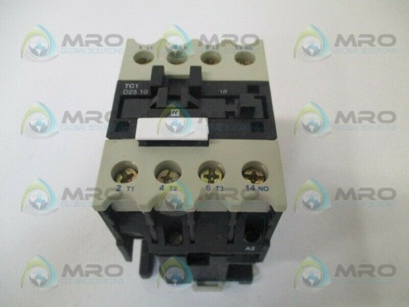 SHAMROCK CONTROLS TC1D2510B7 CONTACTOR 24V *NEW NO BOX*