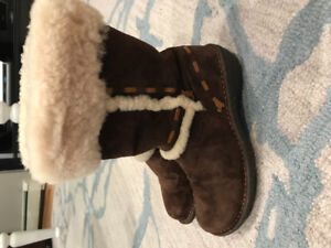 UGG and Keen Boots- size 7 and 7.5