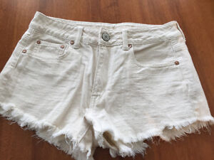 Jean shorts from American Eagle Outfitters