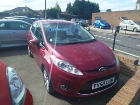 2009 58 Ford Fiesta 1.4 ZETEC 5 DOOR FULL HISTORY BLUETOOTH VERY CLEAN NEW SHAPE