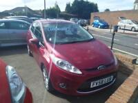 200958 Ford Fiesta 1.4 ZETEC 5 DOOR. FULL HISTORY BLUETOOTH VERY CLEAN NEW SHAPE