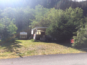 Tahsis Land with Mobile Home