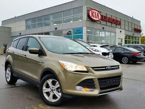2014 Ford Escape SE 4WD | NO ACCIDENTS | BACK-UP CAM