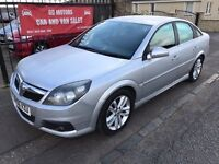 2006 VAUXHALL VECTRA SRI, 1 YEAR MOT, WARRANTY, NOT MONDEO PASSAT A6 S40