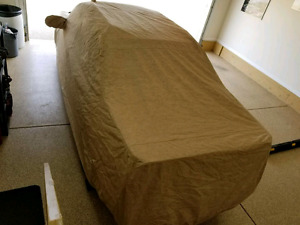 CUSTOM MADE TRUCK COVER ONLY USED TWICE