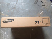 "Samsung monitor 27"""