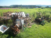 Antique Barn Sale August