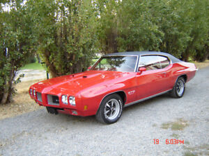 1970 GTO 455 HO.1 owner for 45yrs Wow!