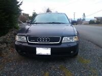 AUDI A4 2000 2.8L AWD Excellent price!