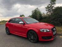 Audi S3 2.0T FSI quattro Black Edition