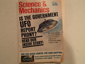 Science & Mechanics May 1969 Vol 40 No 5.