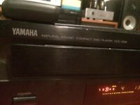 YAMAHA CDC-565 CD Player with Remote