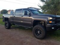 Z71 lifted with warranty