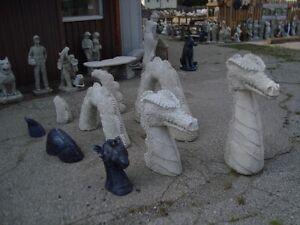 Statuary, candles, votives and melts. London Ontario image 8