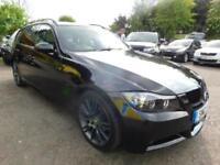 2006 BMW 3 SERIES 325I M SPORT GREAT HISTORY + SPEC ESTATE PETROL